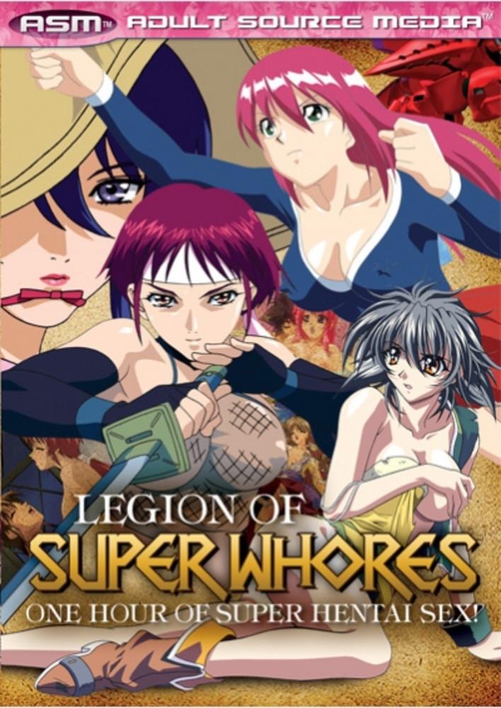 LEGION OF SUPER WHORES ...
